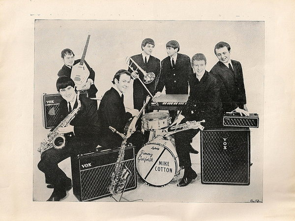 The Bill Cotton Band, 1965
