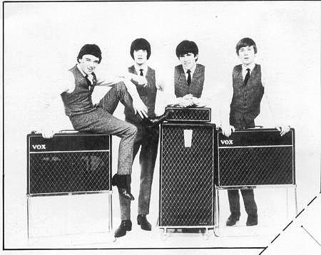 The Escorts, T60 bass amplifier