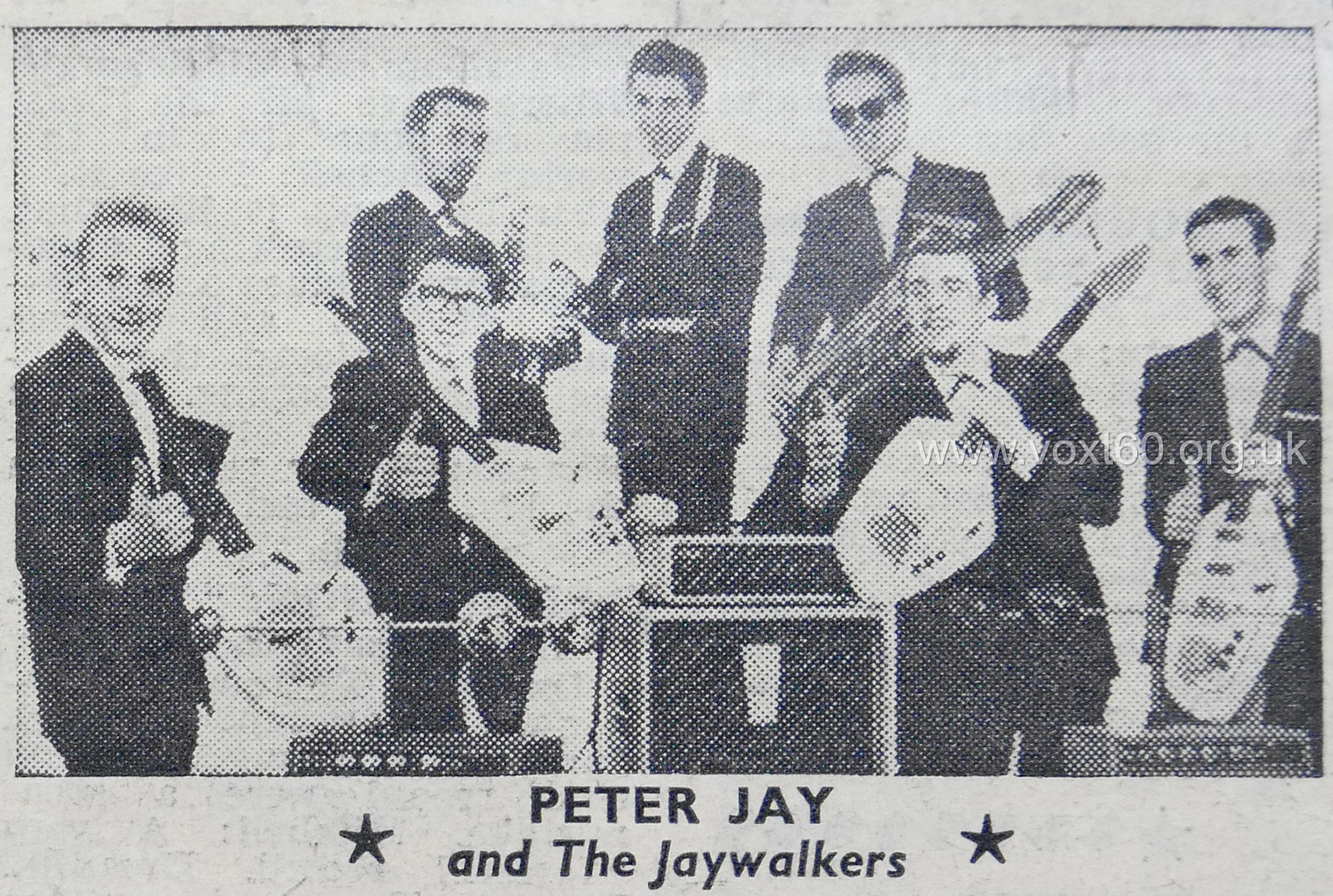 Peter Jay and the Jaywalkers